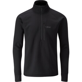 Rab Power Stretch Pro Pull-On Sweater Men, black